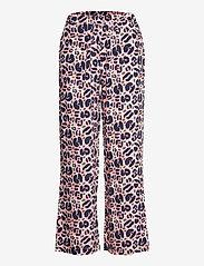 Nanso - Ladies trousers, Lulu - bukser med brede ben - light pink - 0