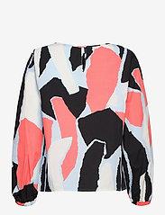 Nanso - Ladies blouse, Särö - blouses met lange mouwen - multicoloured - 1