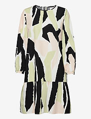 Nanso - Ladies dress, Särö - zomerjurken - beige - 0