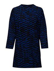 Ladies jacket, Täplä - BLUE