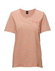 Ladies t-shirt, Liitu - ORANGE