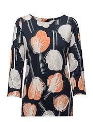 Ladies shirt, Nuppu - ORANGE