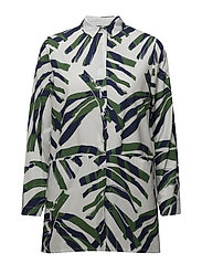 Ladies shirt, Palmu - GREEN