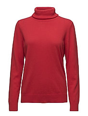 Ladies knit sweater, Villis - RED