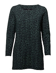 Ladies tunic, Vino - GREEN