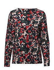 Ladies shirt, Leimu - MULTICOLOR