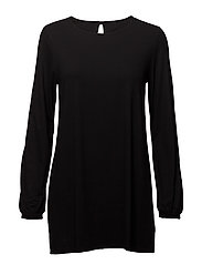 Ladies shirt, Keidas - BLACK