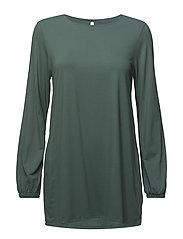 Ladies shirt, Keidas - TUMMANVIHREä