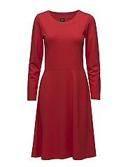 Ladies dress, Hehku - RED