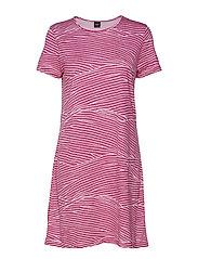 Ladies big shirt, Vuoristo - PINK