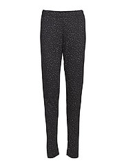 Ladies trousers, Hiutale - BLACK