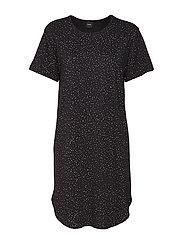 Ladies dress, Hiutale - BLACK