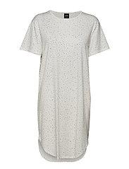 Ladies dress, Hiutale - WHITE