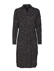 Ladies dress, Koivu - BLACK