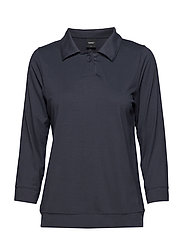Ladies shirt, Metka - DARK BLUE