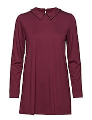 Ladies tunic, Metka - BURGUNDY