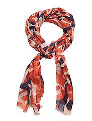 Ladies accessories, Teea-huivi - ORANGE