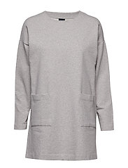 Ladies leisure wear/ tunic, Tunic - GREY