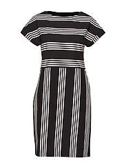 Ladies dress, Kippari - BLACK