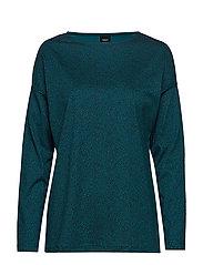 Ladies blouse, Riisi - PETROL