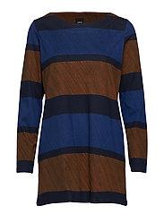 Ladies tunic, Puomi - BLUE