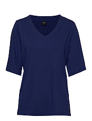 Ladies blouse, Aava - BLUE