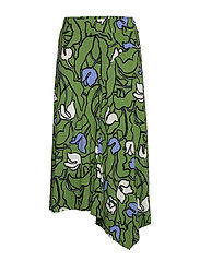 Ladies skirt, Iiris - GREEN