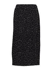 Ladies skirt, Helinä - BLACK