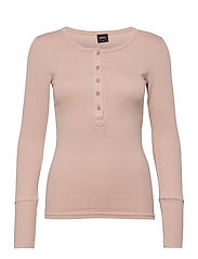Ladies shirt, Siro - LIGHT PEACH