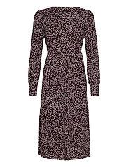 Ladies dress, Nomparelli - RED-TONED
