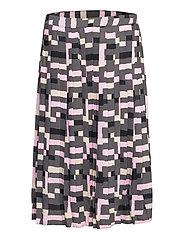 Ladies skirt, Pino - GREY