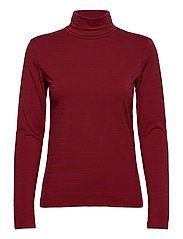 Ladies high neck, Jamit - RED