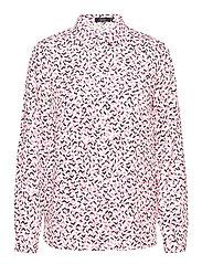 Ladies blouse, Pätkät - PINK