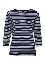 Ladies blouse, Virna - BLUE