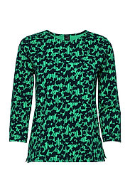 Ladies blouse, Liito - GREEN