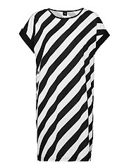 Ladies big shirt, Kulma - BLACK AND WHITE