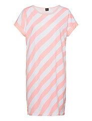 Ladies big shirt, Kulma - LIGHT PINK