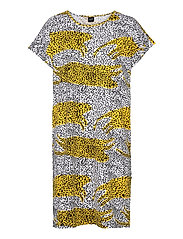 Ladies big shirt, Lianna - YELLOW
