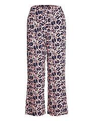 Ladies trousers, Lulu - LIGHT PINK