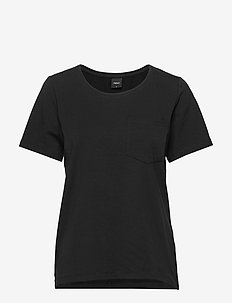Ladies t-shirt, Tasku - t-shirts - black