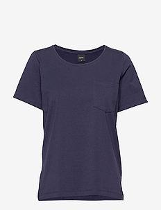 Ladies t-shirt, Tasku - DARK BLUE