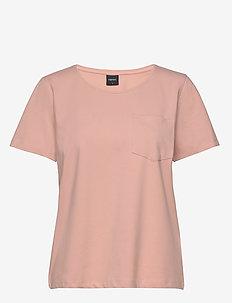 Ladies t-shirt, Tasku - PINK
