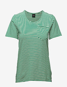 Ladies t-shirt, Liitu - GREEN