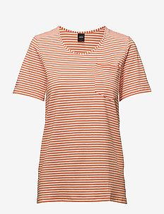 Ladies t-shirt, Liitu - ORANGE