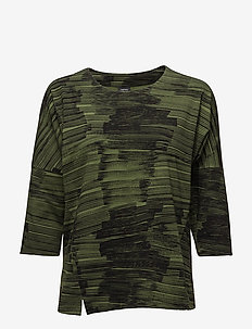 Ladies shirt, Tuuli - GREEN
