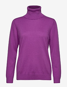 Ladies knit sweater, Villis - LILAC