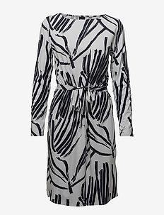Ladies dress, Kokos - GREY