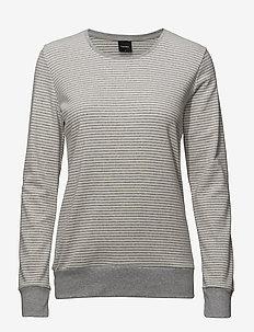 Ladies shirt, Mukava - LIGHT GREY