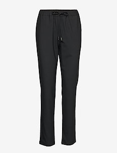 Ladies trousers, Joggeri - BLACK