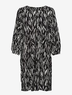 Ladies dress, Manteli - BLACK